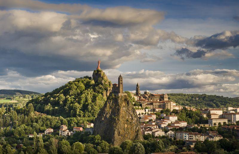Jour 9 : Les Vans - Le Puy en Velay