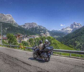 Boucle des Grandes Alpes (France, Suisse, Italie, Autriche, Allemagne)