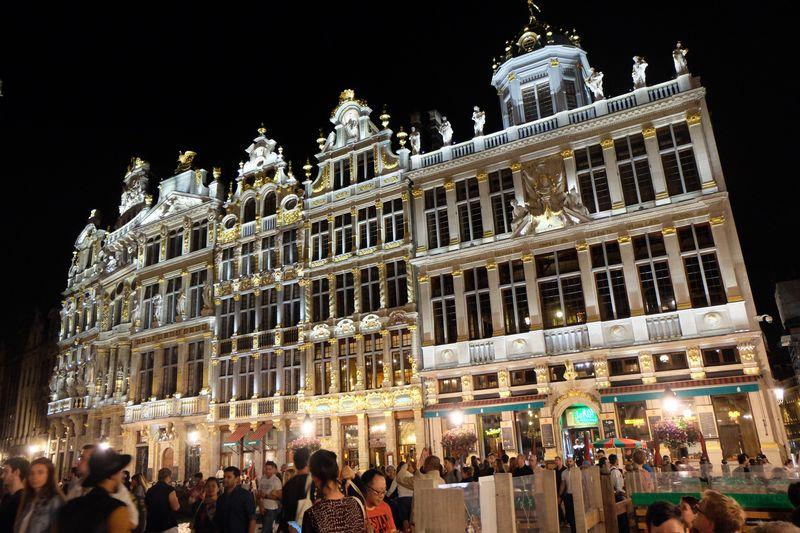 Jour 1 : Arrivée à Bruxelles