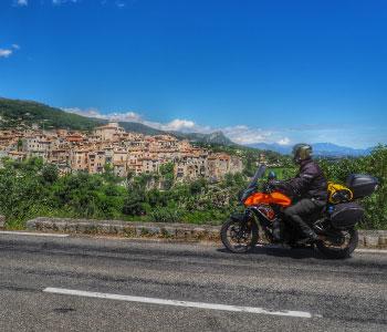 La Grande Route des Alpes à la Provence