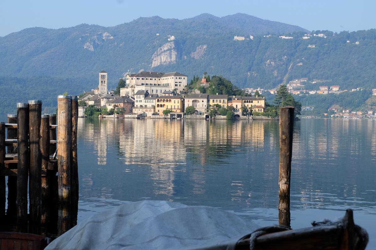 Jour 1 : Arrivée à Orta San Giulio