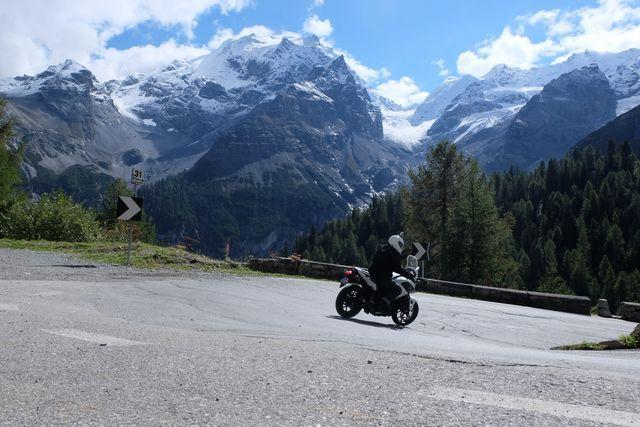 Jour 5 : Mendola passo – Cortina