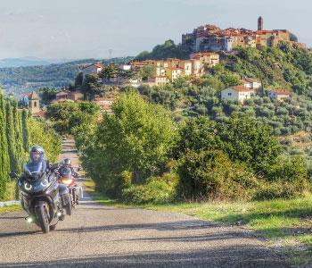 Toscane et Cinque Terre