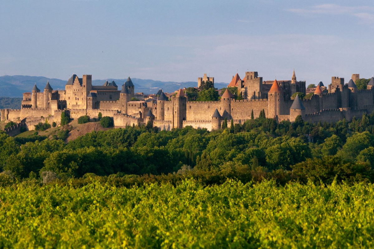 Jour 5 : Seix - Carcassonne