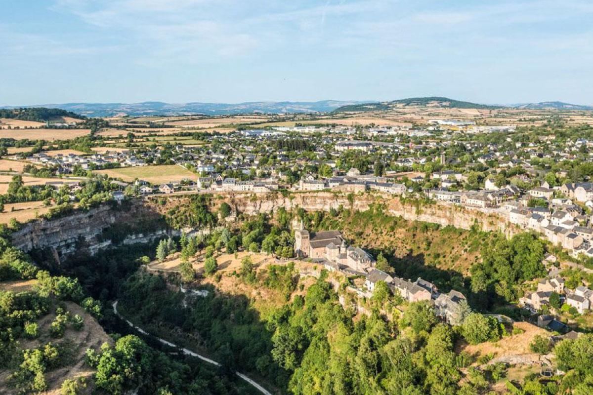 Jour 6 : Carcassonne - Canyons de Bouzouls