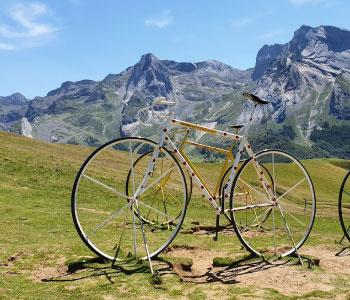 Auvergne et Transpyrénéenne à moto