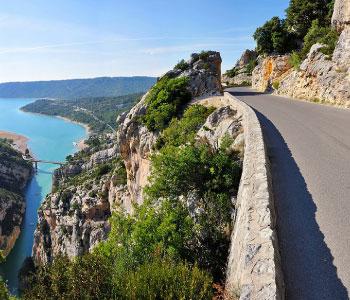 Route Napoléon, Verdon et Vercors