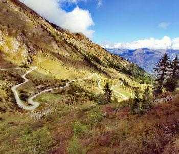 Off-Road : Nord des Alpes et Piémont