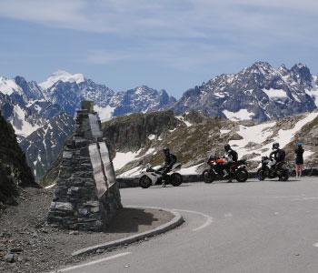 Le tour des Alpes Françaises