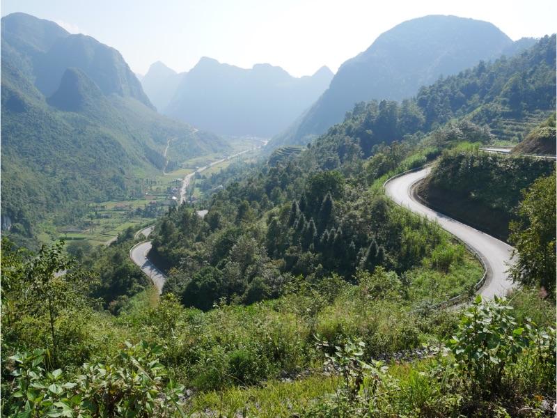 Jour 5 : Hoang Su Phi - Nam Dam