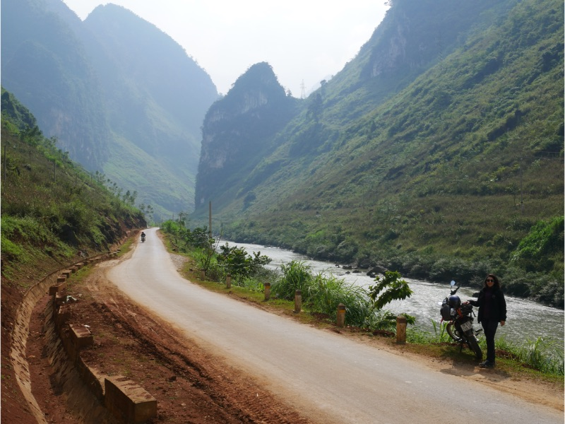 Jour 8 : Du Gia - Ha Giang - Tam Coc