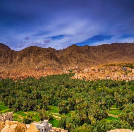 Étape 6 : La vallée du Drâa