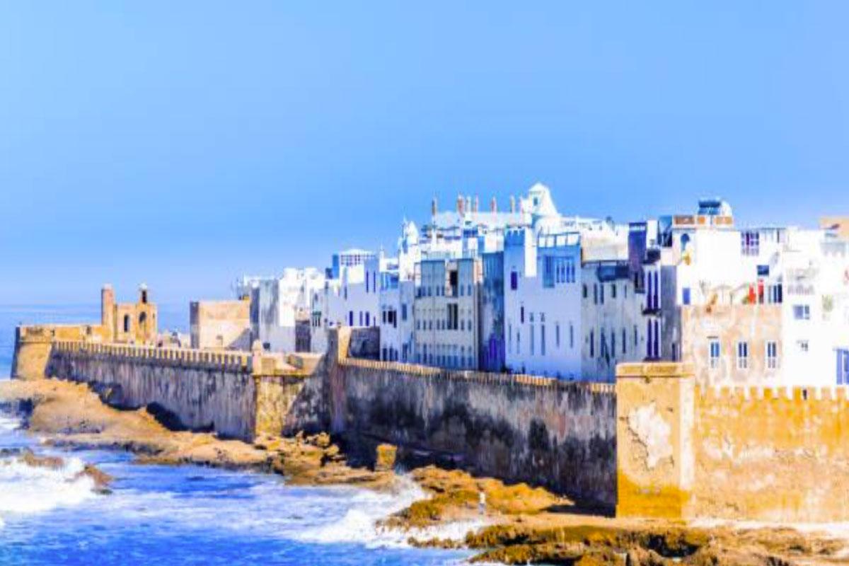 Étape 3 : La magique Mogador Essaouira