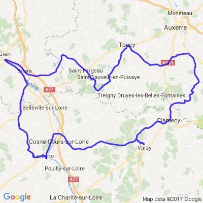 Bourgogne et Nivernais