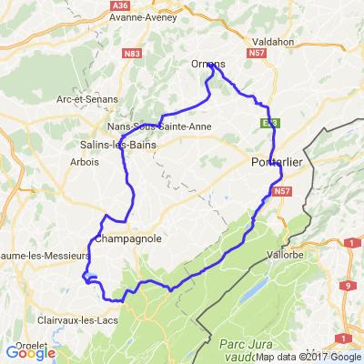Les lacs de Jura et de Franche-Comté