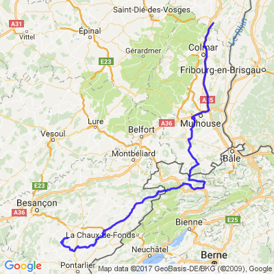 Alsace - Vallée de la Loue