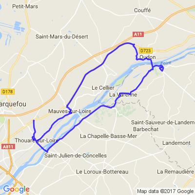 Balade le long de la Loire