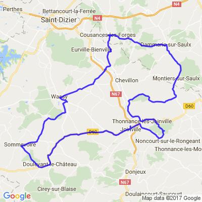 La Route du Fer en Haute-Marne