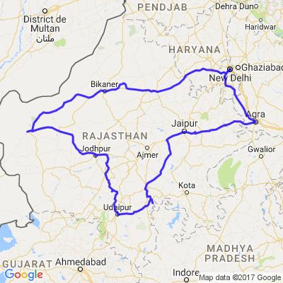 Voyage moto au Rajasthan - Indian Rides