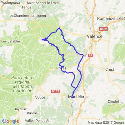 Ballade en Ardèche