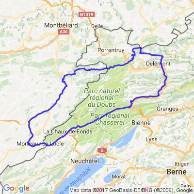 Ballade Franco-Suisse