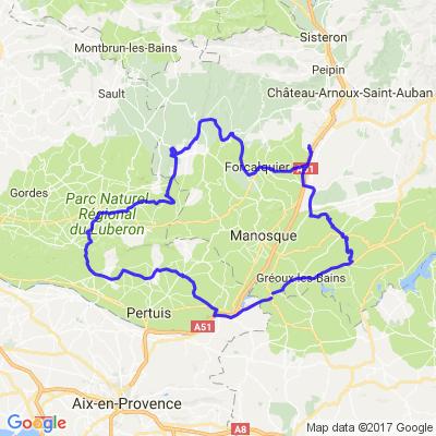 Pays de Giono (Haute Provence)