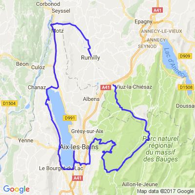Chautagne-Lac du Bourget-Revard