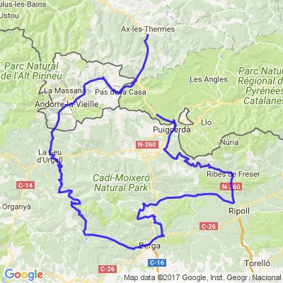 Pyrénées: Côté Espagnol