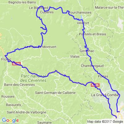 Ballade Cévenole à travers les gorges du Tarn et le mont Lozère