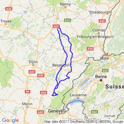 Vosges Jura