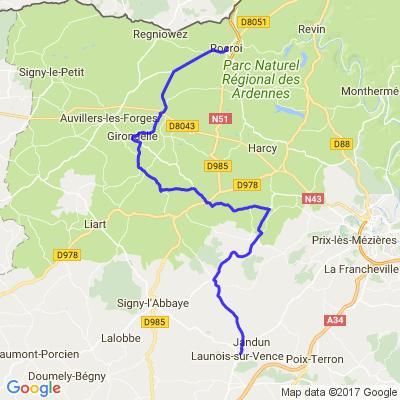 A la découverte des Ardennes