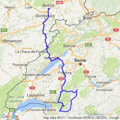 Direction Suisse