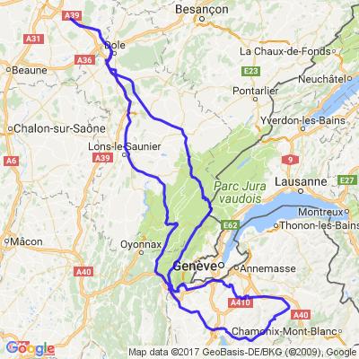 Dijon-le Grand Bornand