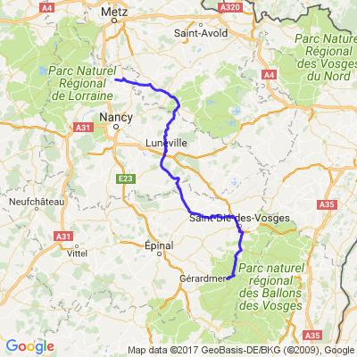 La perles des Vosges