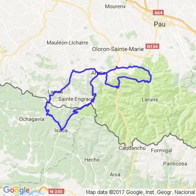 Pyrénées Atlantiques Montagnes