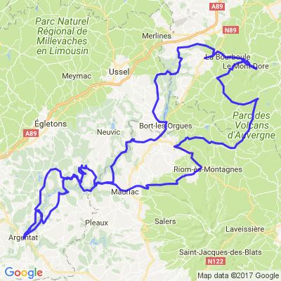 La Haute Dordogne
