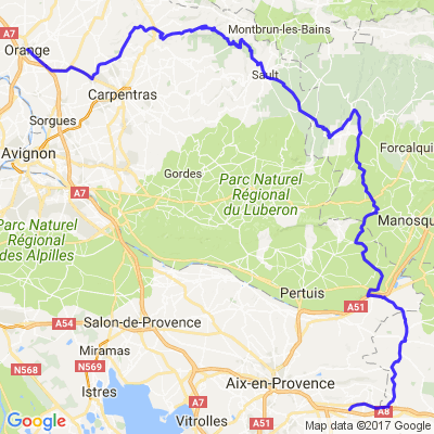 Sainte Victoire / Côtes du Rhône