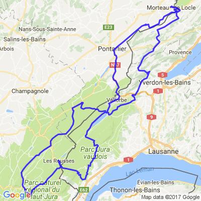 St cergue - Haut-Jura