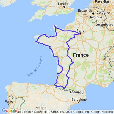 La France de l'Ouest