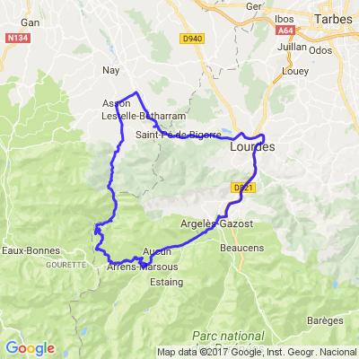 Ballade rapide en Val d'Azun