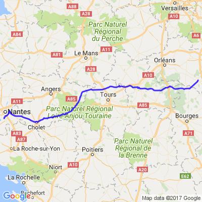 Gien à Nantes