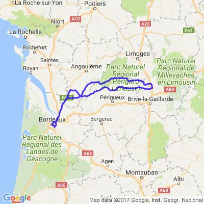 Nord Dordogne / Limousin