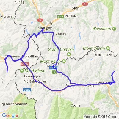 Sur les routes italiennes