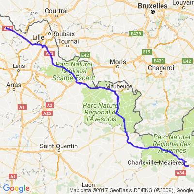 Tour de FRANCE: Etape 19