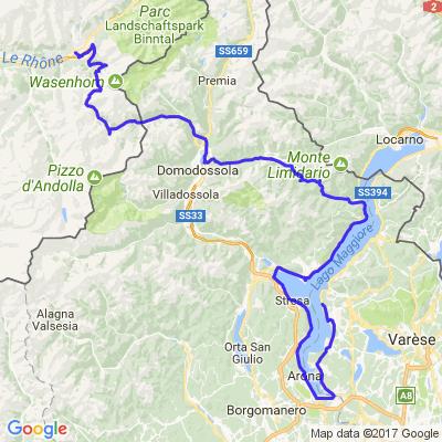 Road Trip Italie 09/2016 Etape 2