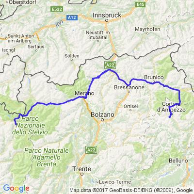 Road Trip Italie 09/2016 Etape 5