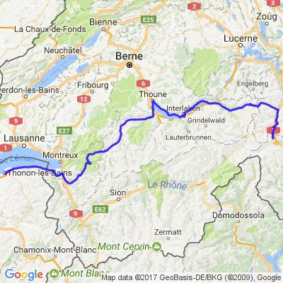 Road Trip Italie 09/2016 Etape 7