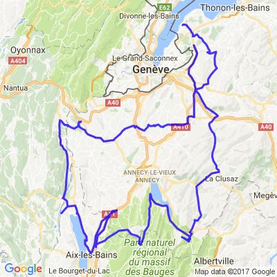 Haute Savoie, Savoie, Ain !!!