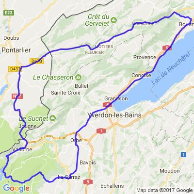 Val-de-Travers -France - Vaud - Neuchatel