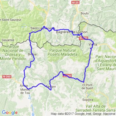 Pyrenées centrales - Le tour de la Maladeta